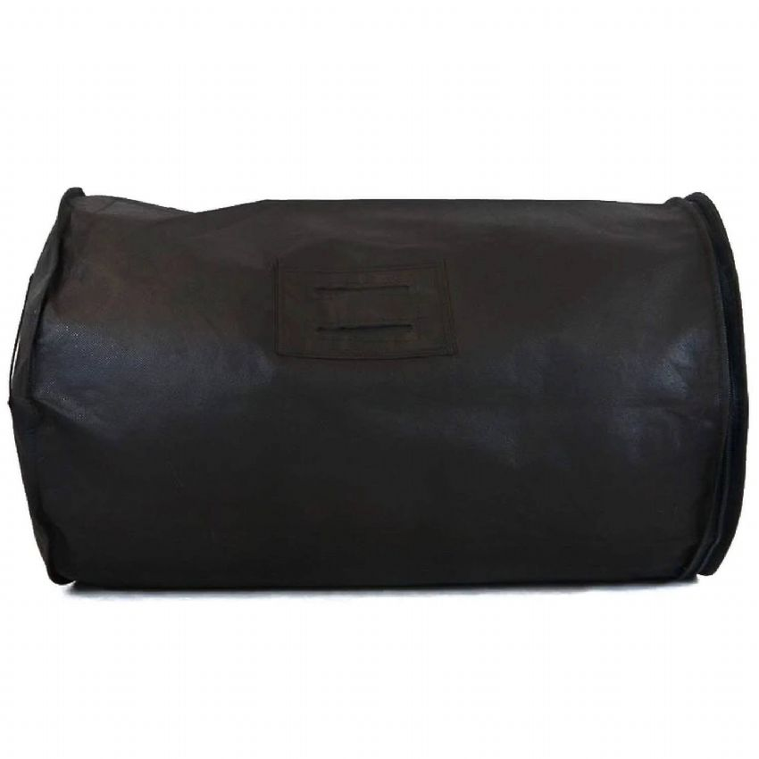 Black Breathable Feather Duvet Storage Bag & Carrier